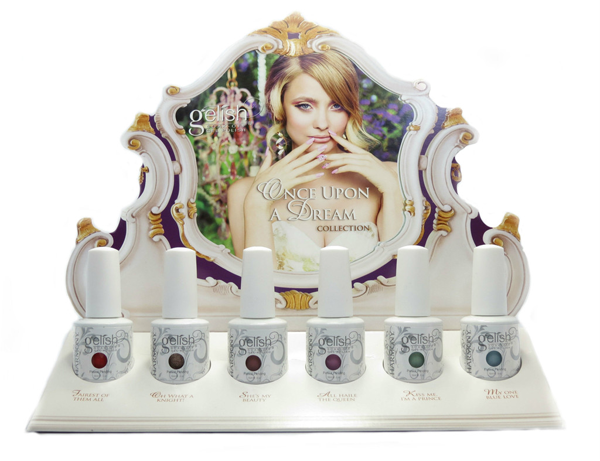 Beauty Store - Colección Once Upon a Dream - Gelish Spring '14 Collection