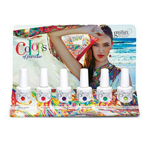 Beauty Store - Gelish by Harmony - Colección Colors Of Paradise